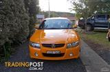 2004 HOLDEN CREWMAN SS VYII CREW CAB UTILITY