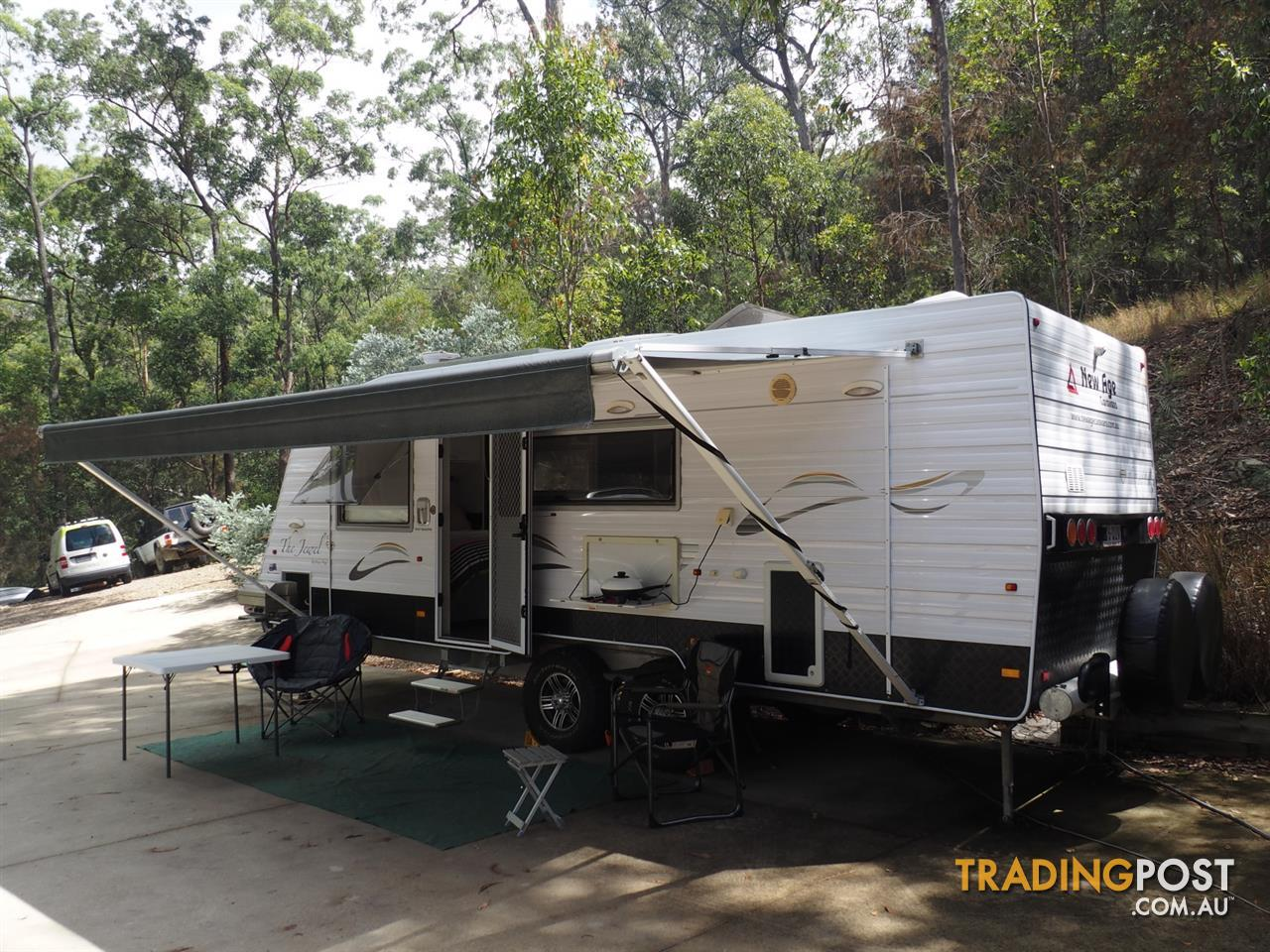 2012 New Age Jewell Caravan For Sale In Bonogin QLD