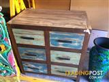 Chest of drawers - 6 drawers