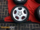 selling tyres