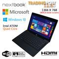 Nextbook 11.6 Inch 32G/Windows 10 /Quad Core with HDMI Output Tablet PC