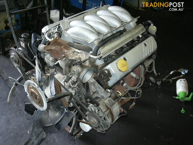 V8 308 Engine 5lt Motor 4 2 253 Holden Commodore Hg Hq Hz Vb Vk Vl
