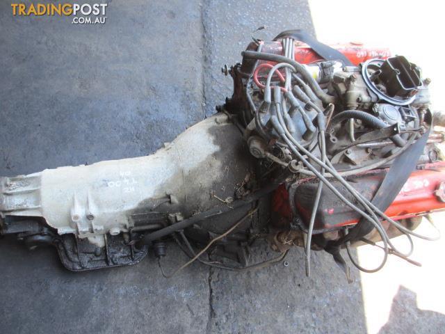 V8 308 engine 5lt motor 4 2 253 holden commodore hg hq for 2 4 motor for sale
