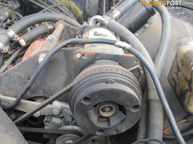 Wrecking Hz Wagon 4 2 V8 Air Conditioning Power Steering 5