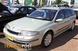 2003 RENAULT LAGUNA AUTHENTIQUE  4D WAGON