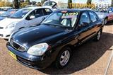 2002 DAEWOO NUBIRA LIMITED EDITION  4D SEDAN