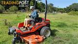"Kubuta 2007 Zero Turn 72"" Diesel Mower"