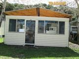 FULLY FURNISHED ON SITE CABIN - VENUS BAY VIC
