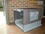 Dog Crate COVER - size 42""
