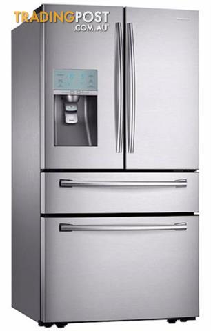 Samsung 890l Sparkling Water French Door Fridge Srf890swls For