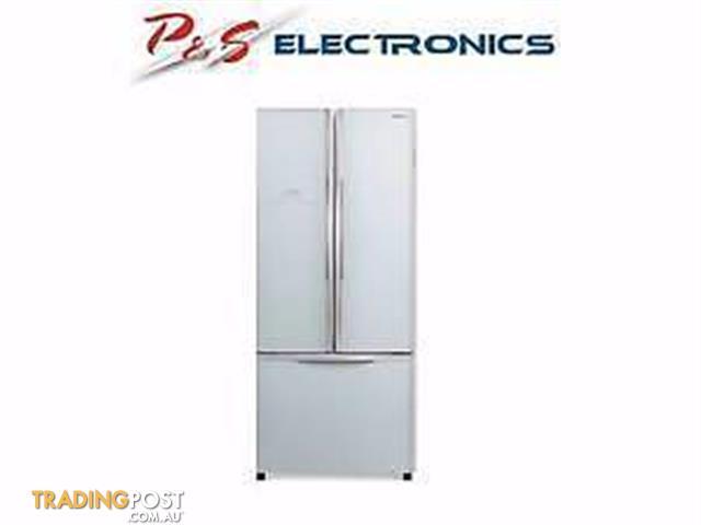Brand New Hitachi 510l French Door Fridge Model Rwb550pt2gpw For