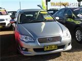 2009  Subaru Liberty Sport Edition B4 Wagon