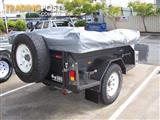 G&S Trailers extreme camper trailer