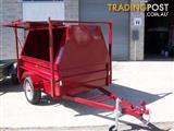 tradesman trailers built