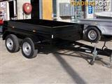 tandem trailers quality