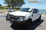 11 FORD RANGER PX DUAL CAB UTILITY