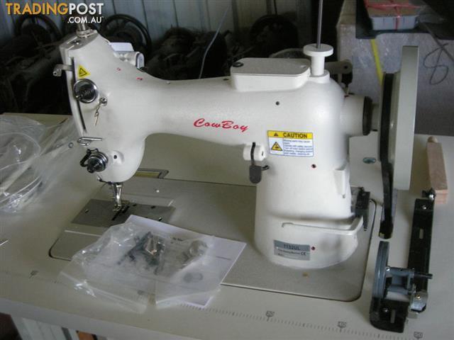 Cowboy CB40UL Heavy Duty Walking Foot Industrial Sewing Machine Simple Industrial Sewing Machine Walking Foot For Sale