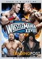 WWE RARE WRESTLEMANIA XXVIII 2 DISC DVD SET BRAND NEW