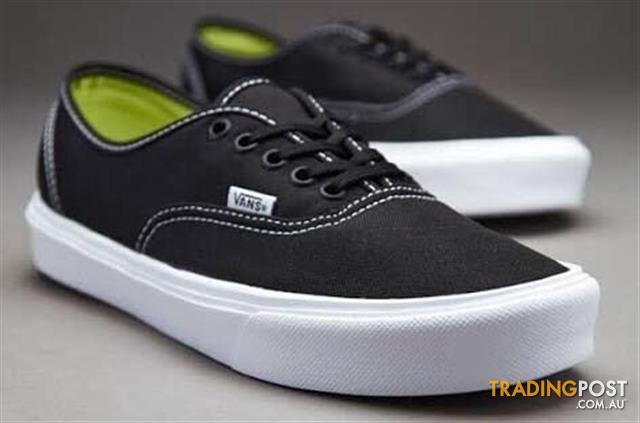 3460c130aba0 LATEST-VANS-AUTHENTIC-ULTRACUSH-LITE-SHOES-SIZE-MENS-US-9