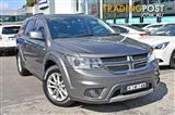 2012 DODGE JOURNEY SXT JC WAGON