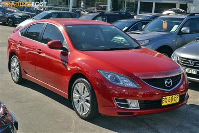 2008 mazda mazda6 classic gh hatchback for sale in sutherland nsw 2008 mazda mazda6 classic gh. Black Bedroom Furniture Sets. Home Design Ideas