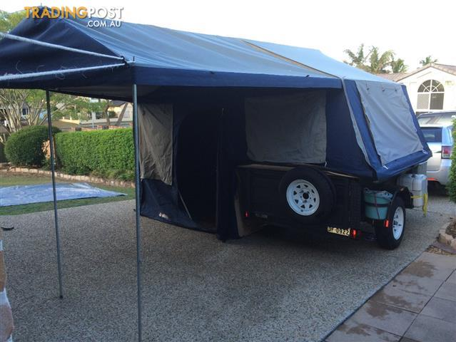 Brilliant CAMPER TRAILER For Sale Brisbane For Sale In Brisbane QLD  CAMPER