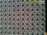 3D Travertine and Jade stone mosaic(300x300mm)
