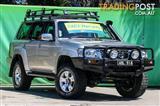 2009  Nissan Patrol ST GU 6 Wagon
