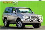 2004  Toyota Landcruiser Sahara UZJ100R Wagon