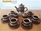 Retro/Vintage Coffee Set