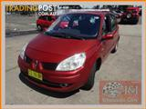 2007  RENAULT GRAND SCENIC II DYNAMIQUE J84 MY07 4D WAGON
