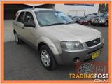 2005  FORD TERRITORY TX (4X4) SY 4D WAGON