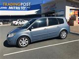 2008 RENAULT GRAND SCENIC EXPRESSION 2.0 AUTOMATIC  VAN