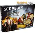 COLLECTORS ITEM:  NEW HARRY POTTER SPECIAL EDITION SCRABBLE BOARD GAME