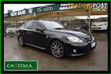 2010 LEXUS IS F USE20R 09 UPGRADE 4D SEDAN