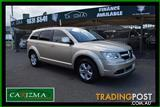 2010  DODGE JOURNEY SXT JC MY10 4D WAGON