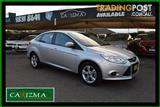 2014  FORD FOCUS TREND LW MK2 MY14 4D SEDAN
