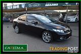 2012  HONDA CIVIC SPORT SERIES 2 4D SEDAN
