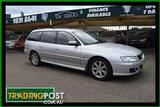 2004  HOLDEN BERLINA  VZ 4D WAGON