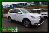 2016  MITSUBISHI OUTLANDER EXCEED (4X4) ZK MY16 4D WAGON