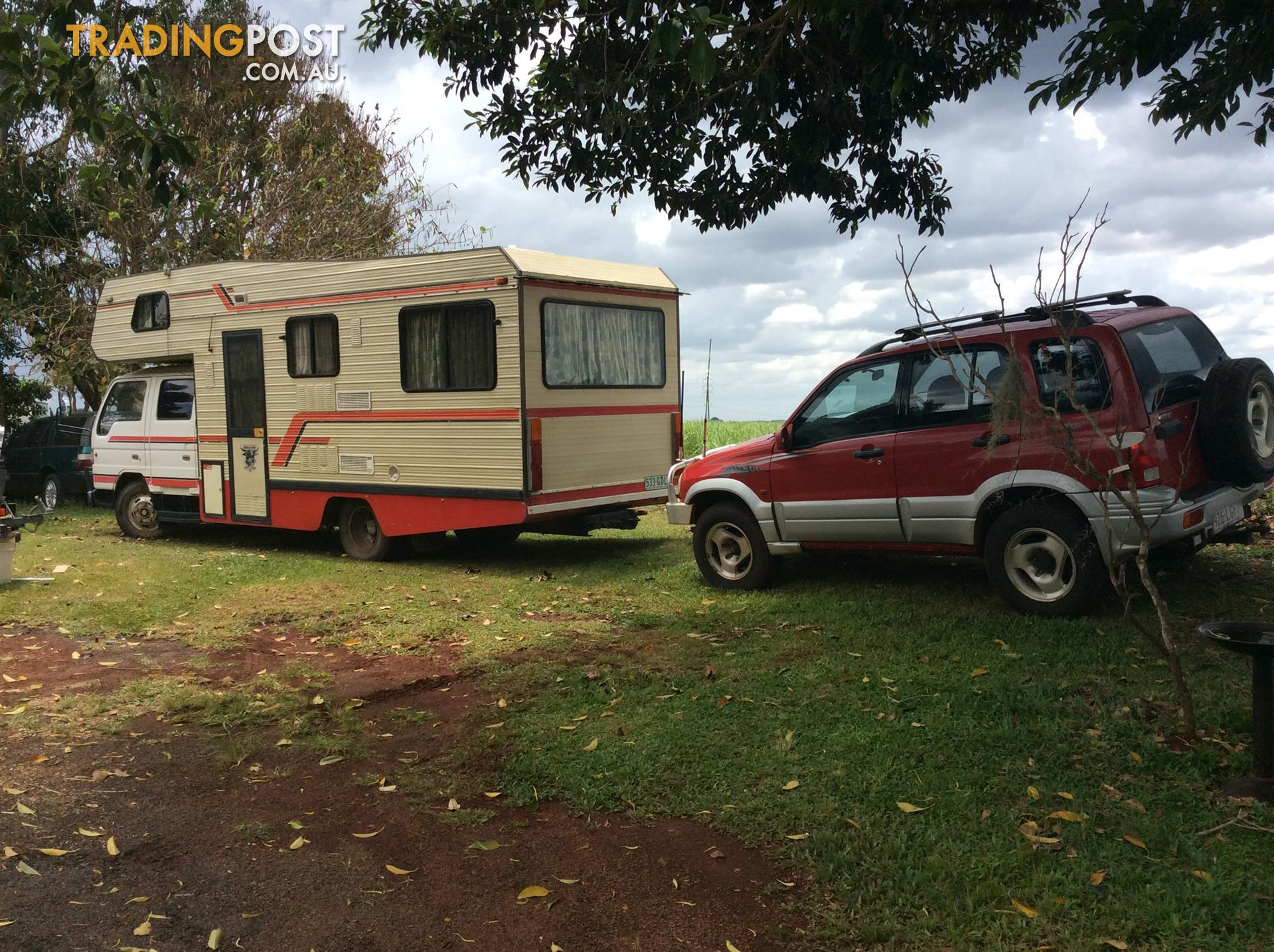 New  Built Motorhome For Sale In Bundaberg QLD  Frontier Built Motorhome