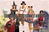 MEGA HALLOWEEN & COSTUME SAMPLE SALE