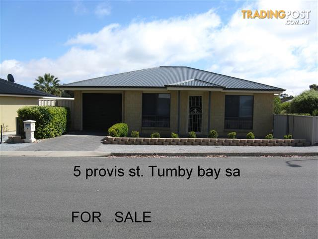 house for sale in TUMBY BAY   SA    5605