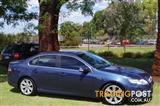 2008 FORD FALCON G6E TURBO FG SEDAN