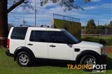 2005 LAND ROVER DISCOVERY 3 S (No Series) WAGON