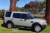 2007 LAND ROVER DISCOVERY 3 SE Series 3 WAGON