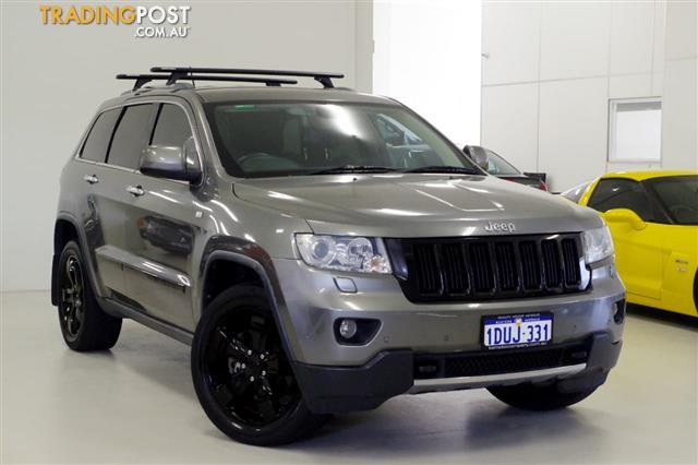 2011 JEEP GRAND CHEROKEE Limited WK WAGON