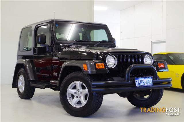 Jeep Wrangler Renegade >> 2005 Jeep Wrangler Renegade Tj Softtop