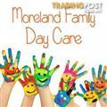QUALIFIED FAMILY DAYCARE CHILD CARE EDUCATOR/CHILD MINDING AVAILABLE IN EAST BRUNSWICK 3056