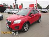 2016 HOLDEN TRAX LS ACTIVE PACK TJ MY16 4D WAGON